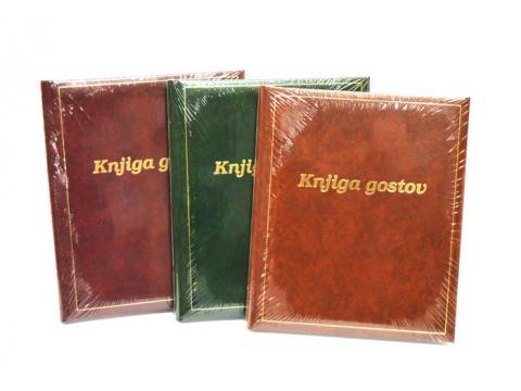 7020 KNJIGA GOSTOV 22x25/200 strani