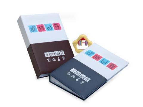 9339 BABY BOOK memo 10x15/300 slik 3-UP
