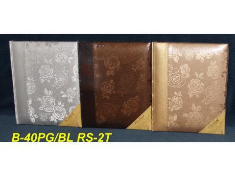 B20CR RS-2T klasični 24x29/20 strani, beige listi