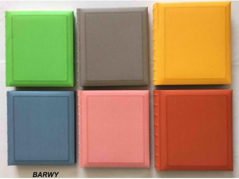 B40CR BARWY klasični 24x29/40 strani, beige listi