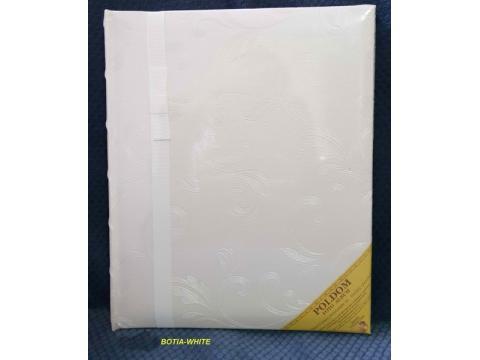 B40CR BOTIA WHITE klasični 24x29/40 strani