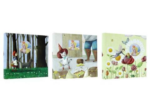 BABY200STORY3 memo MS 10x15/200 slik