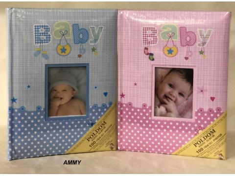 BB46/100M AMMY memo 10x15/100 slik 2-UP
