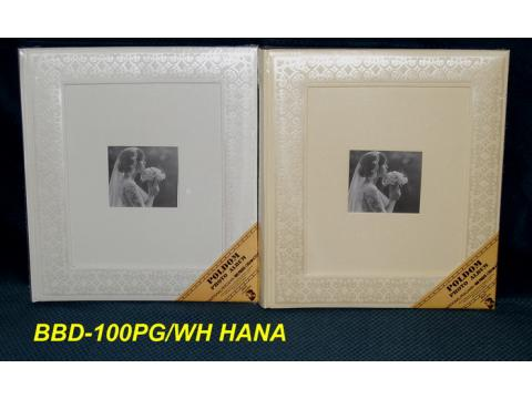 BBD100 HANA klasični 29x32/100 strani