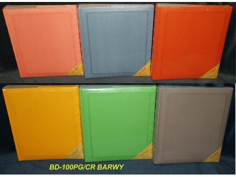 BD100CR BARWY klasični 29x32/100 strani, beige listi