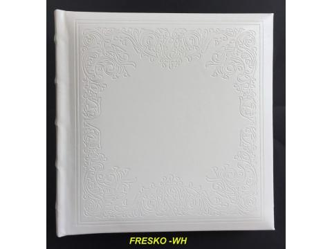 BD100CR FRESKO-WH klasični 29x32/100 strani, beige listi