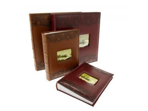 DBCL50 LUXURY(B) klasični 29x32/100 strani, črni listi