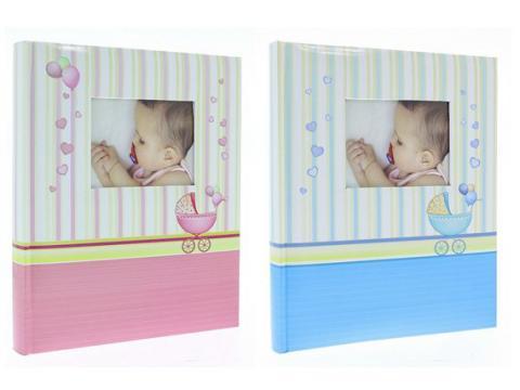 DBCS10 BABY CHART klasični 24x29/20 strani