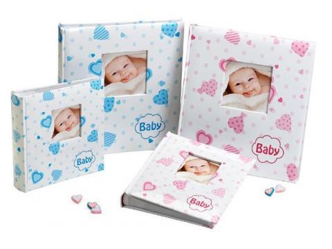FA-970 BABYs LOVELY HEARTS klasični 29x32/60 strani