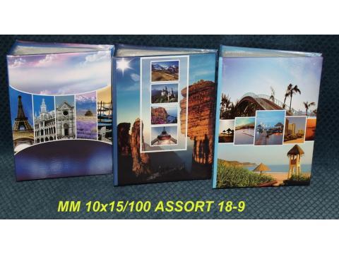MM46100 ASSORT 18-9 vložni 10x15/100 slik