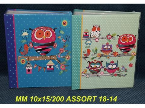 MM46200 ASSORT 18-14 vložni 10x15/200 slik